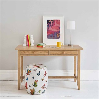 Childrens Furniture Accessories Feather Black - Childrens desk accessories