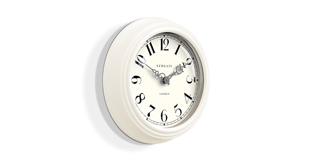 The Dormitory Wall Clock