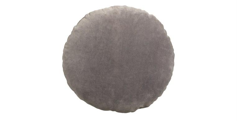 Anna Round Velvet Cushions