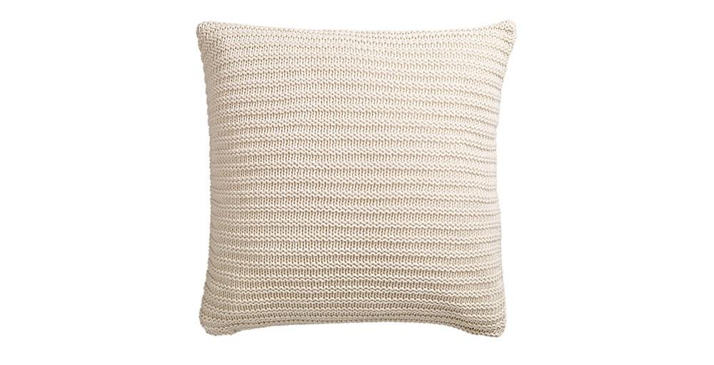 Chunky Knit Cushions