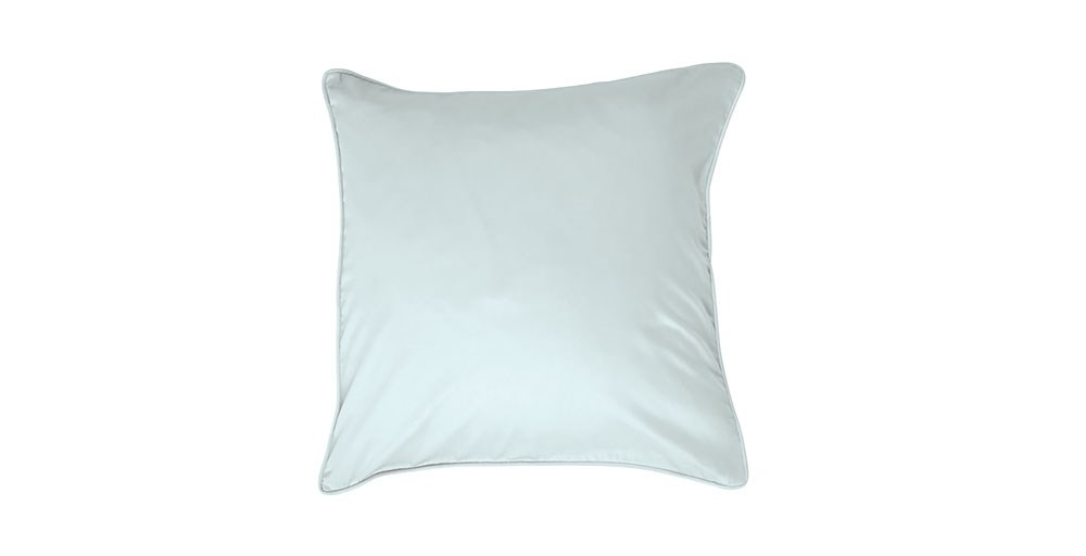 Luxury Plain Sateen Cushion