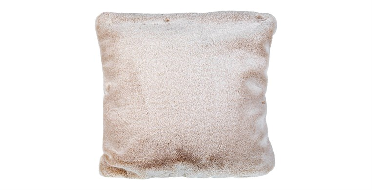 Mink Faux Fur Cushion