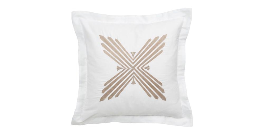Nina Embroidered Cushion