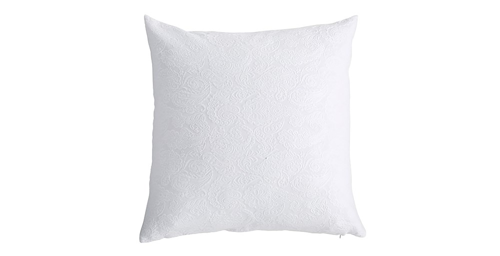 Paisley Matelasse Cushion