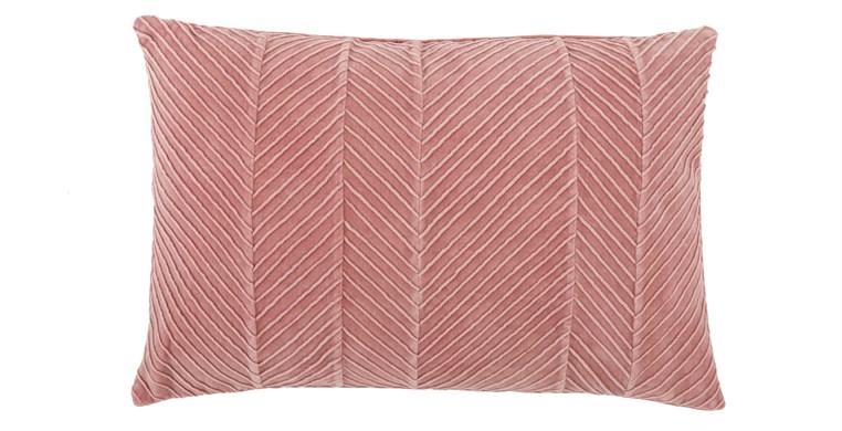 Sofia Pleated Velvet Cushion