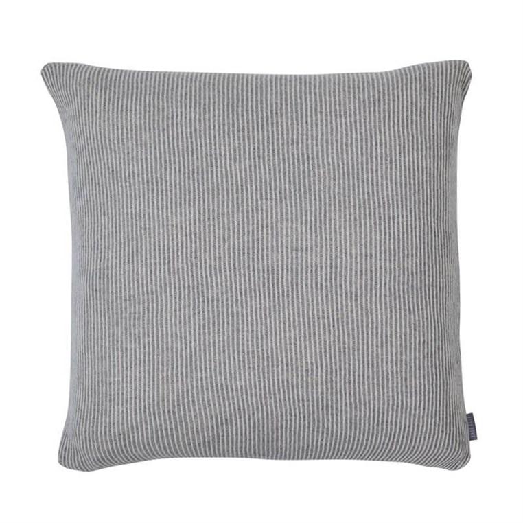 Torri Grey & White Cushion