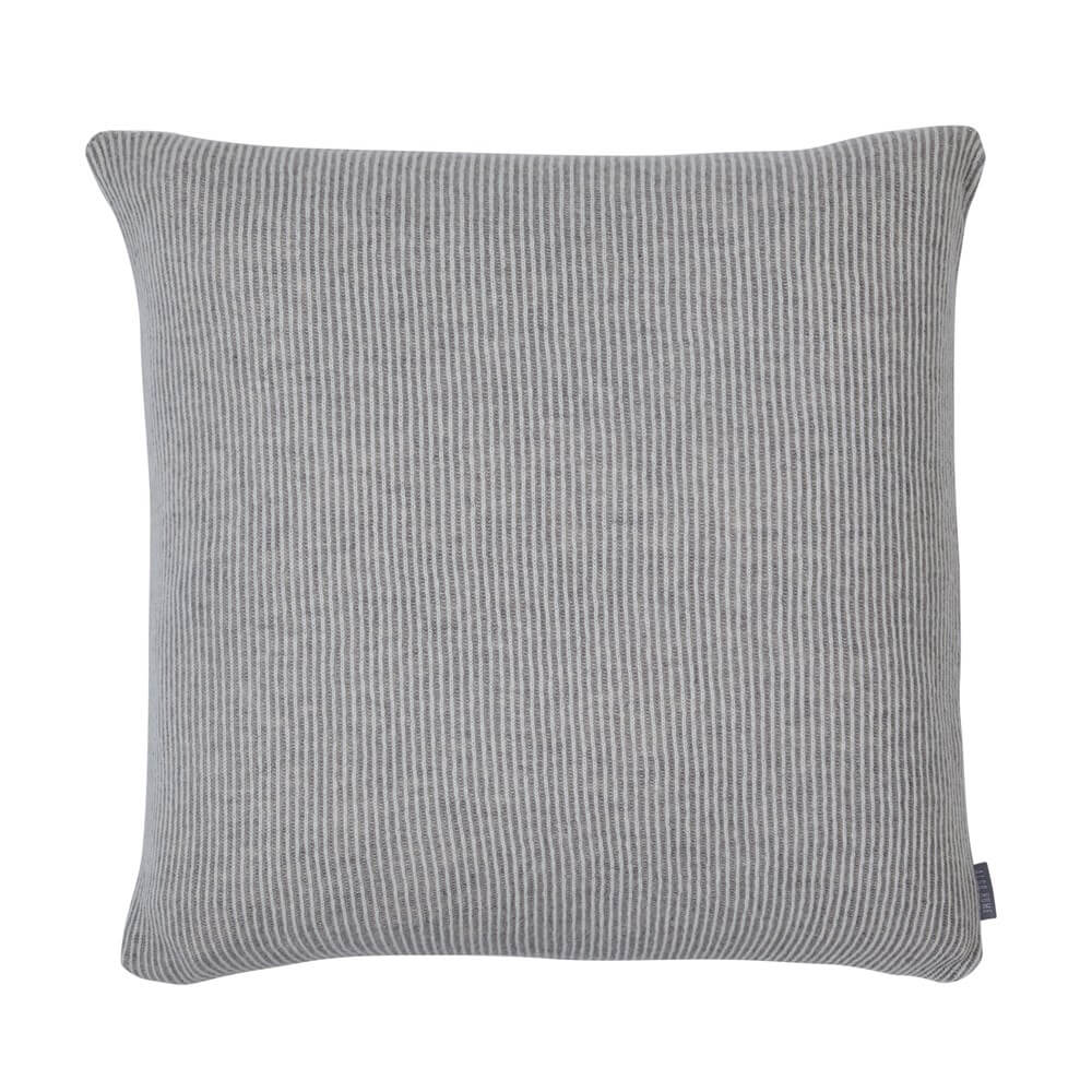 Torri Grey & White Cushion
