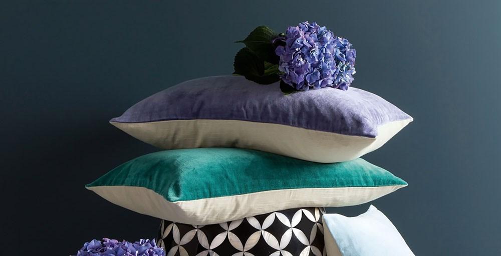 Velvet Clearance Cushions