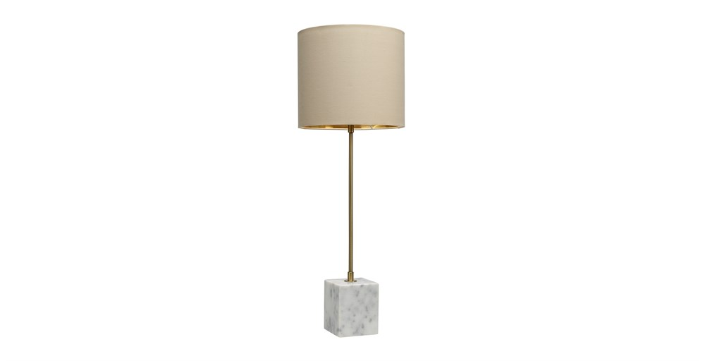 Grace Marble Table Lamp