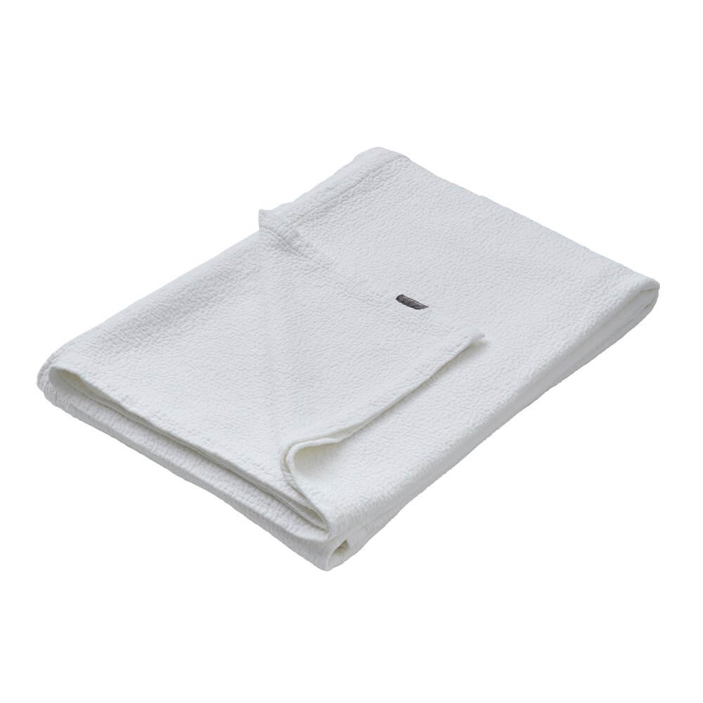 Bora White Bedspread