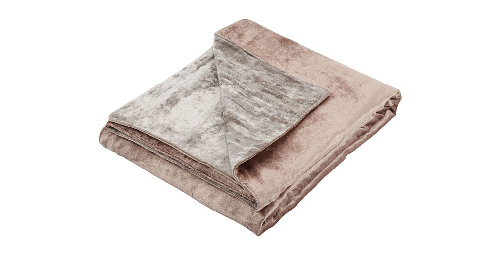 Francis Velvet Throw