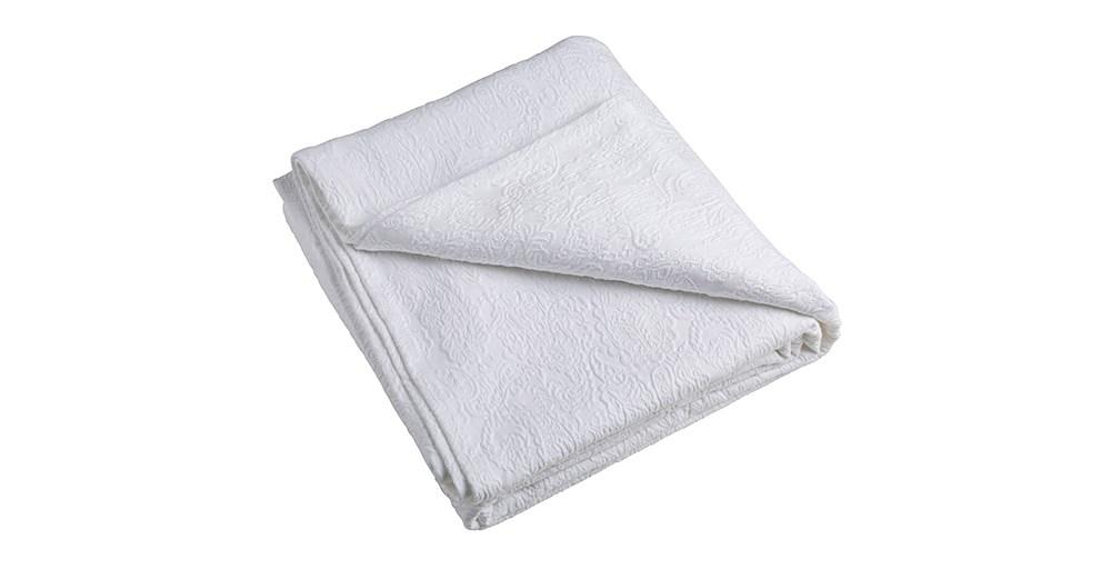 Paisley Matelasse Bedspread