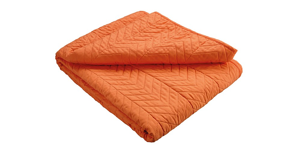 Quilted Microfibre Throw