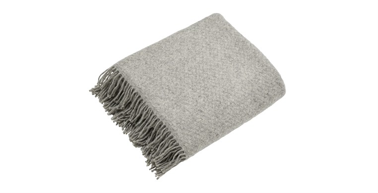 Wafer Wool Throw