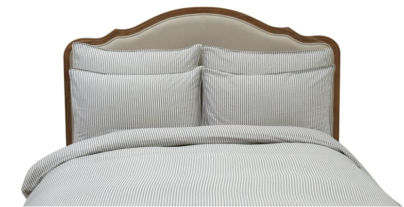 Jasper Stripe Cashmere Bed Linen