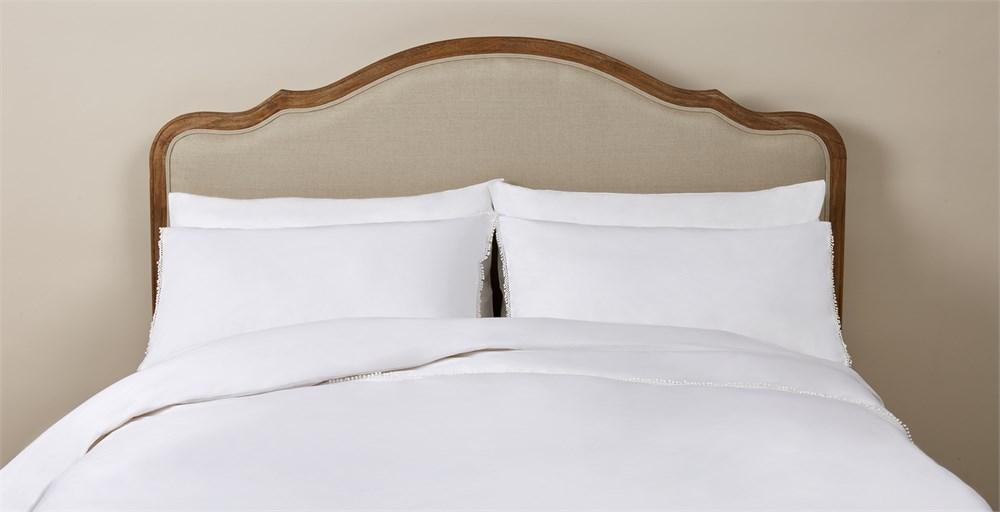 Polly Pompom Bed Linen Set