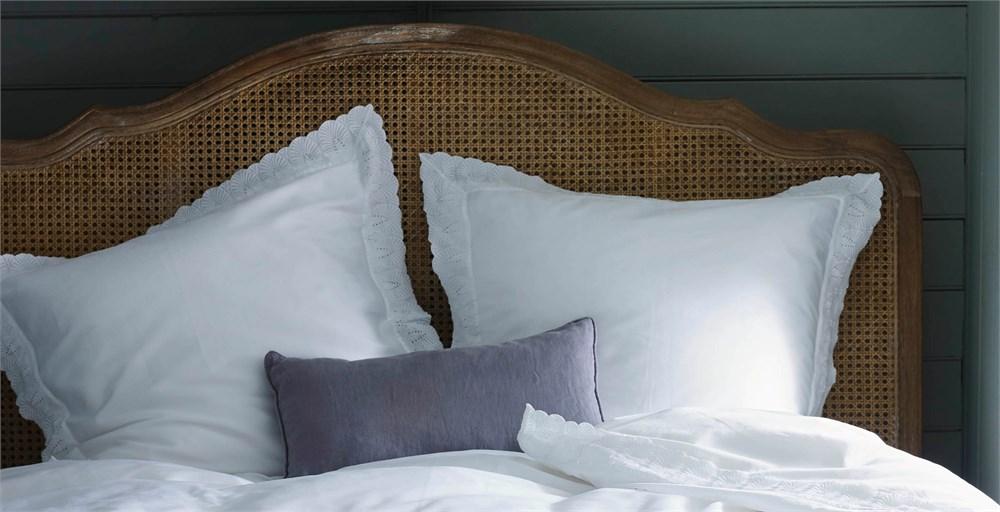 Tallulah White Bed Linen