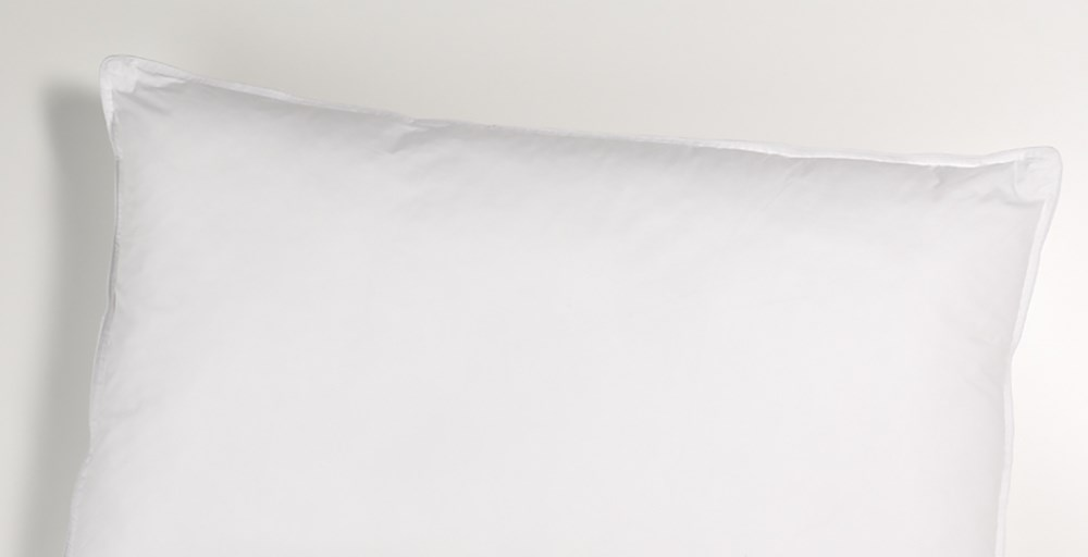 Canadian Goose Down Standard Pillow