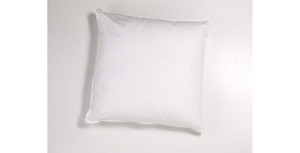 Duck Down Continental Pillow Soft / Medium