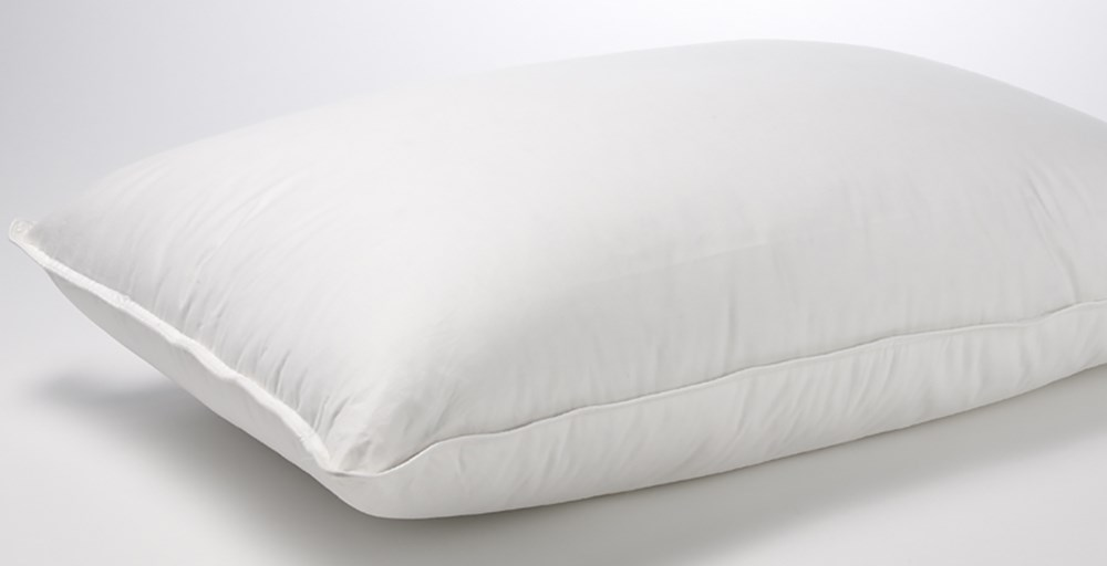 Duck Feather & Down Standard Pillow Firm