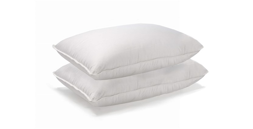 Duck Feather Pillow Pair