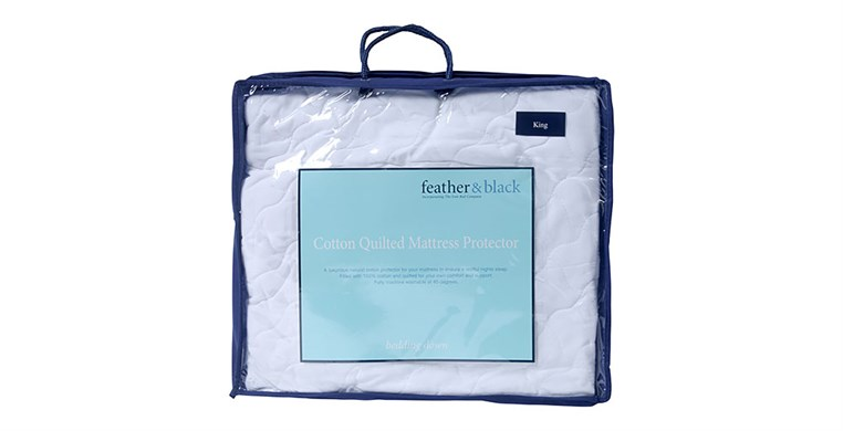 Extra Deep Cotton Quilted Mattress Protector