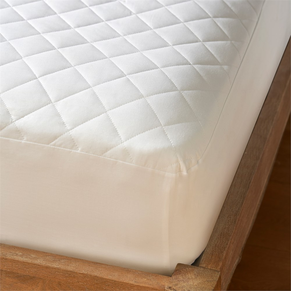 Grand Cotton Quilted Extra Deep Mattress Protector