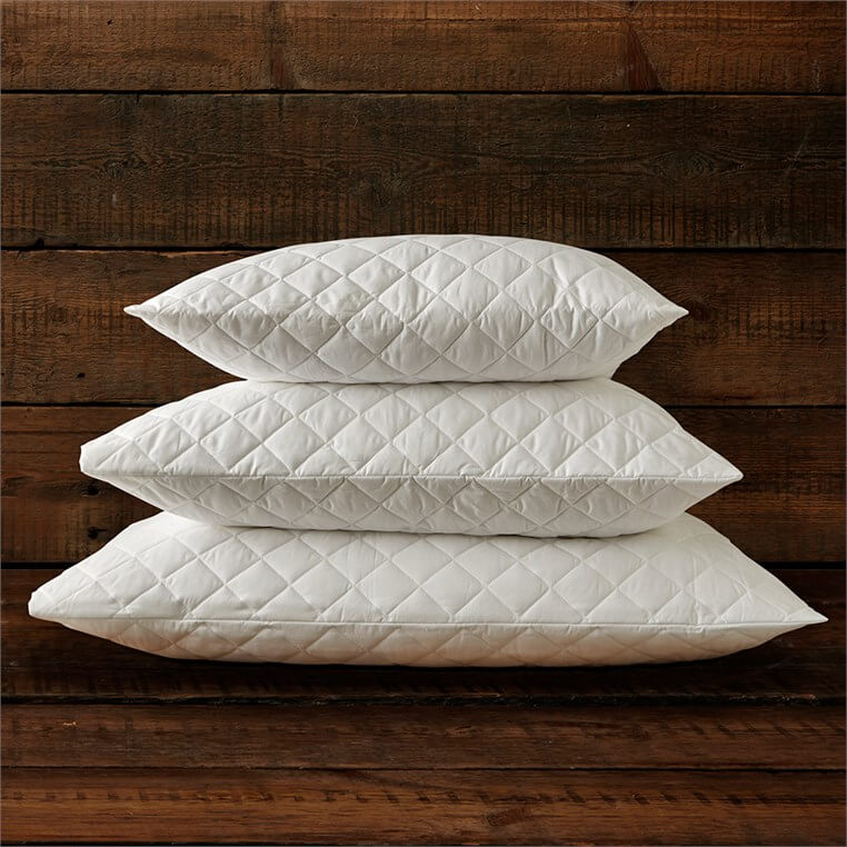Cotton Quilted Super King Pillow Protector