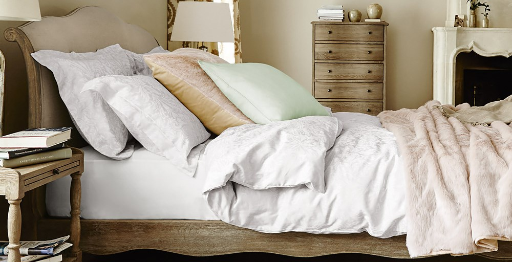 Annecy Bedstead Feather Amp Black