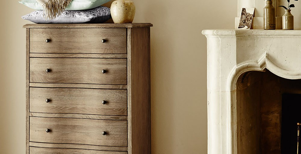 Blenheim 6 Drawer Chest