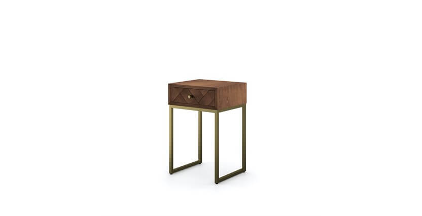 Broxton Bedside Table