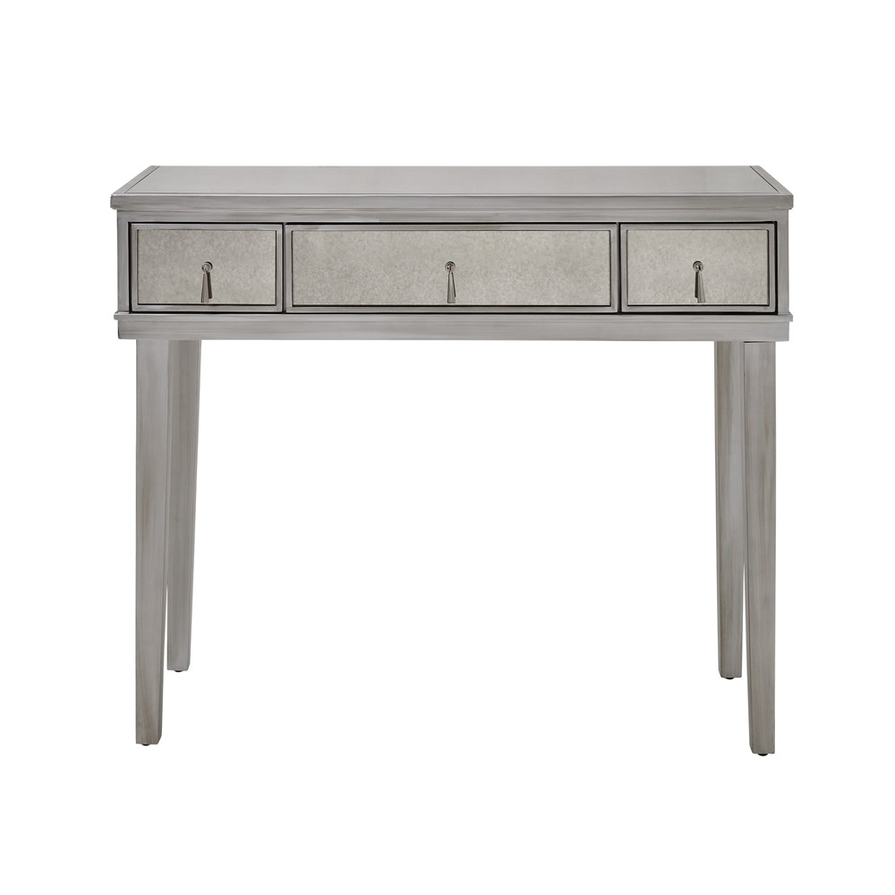 Gatsby Silver Console Table