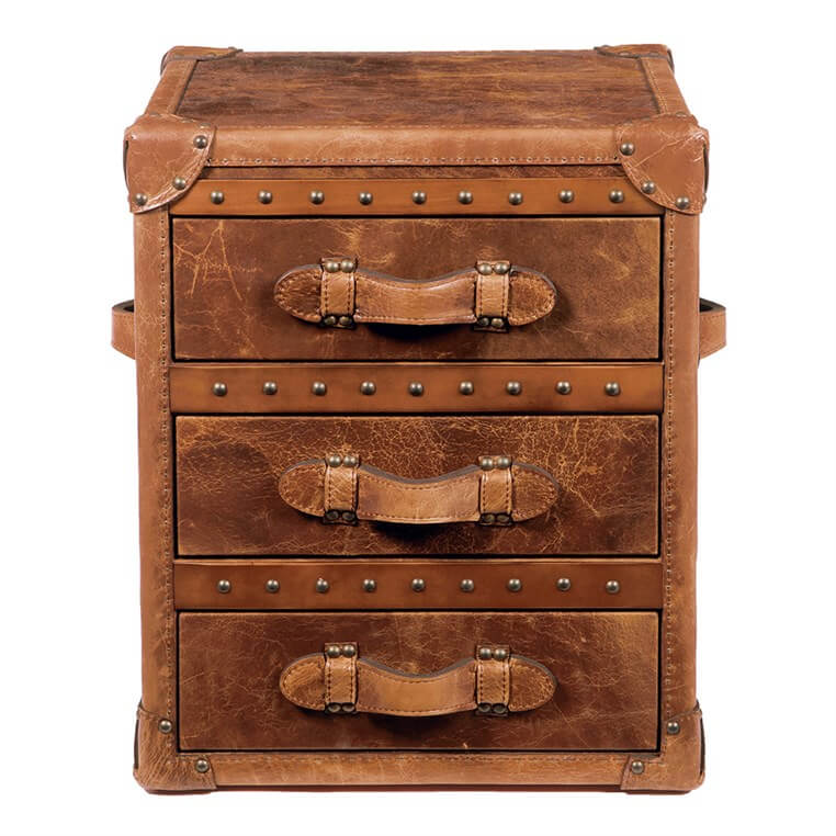 Houston Bedside Trunk