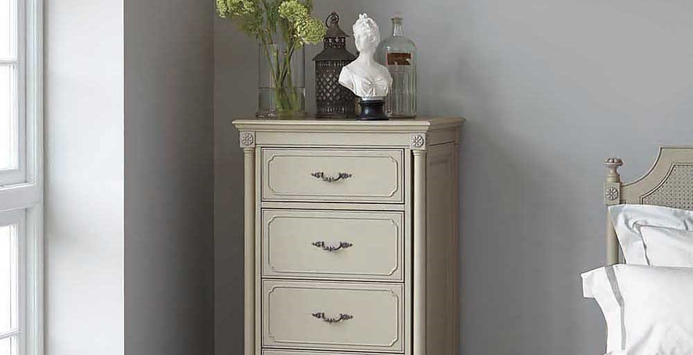 Lille 5 Drawer Tall Chest