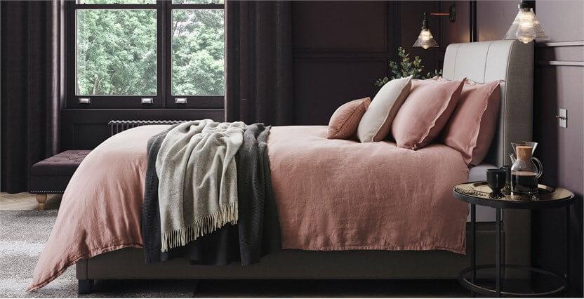 Lymington Ottoman Storage Bed