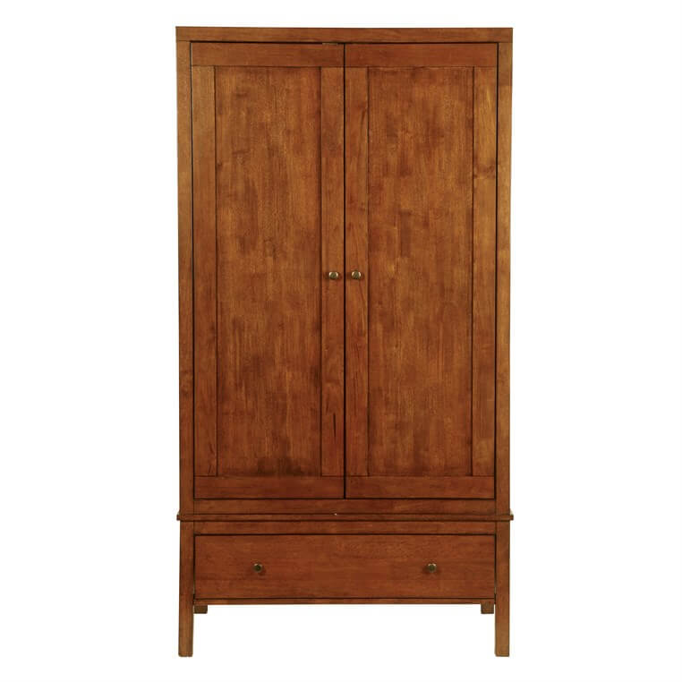 Mala 2 Door Wardrobe
