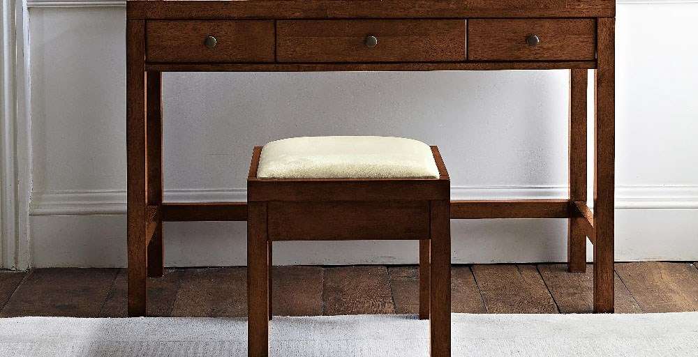 Mala Dressing Table Stool