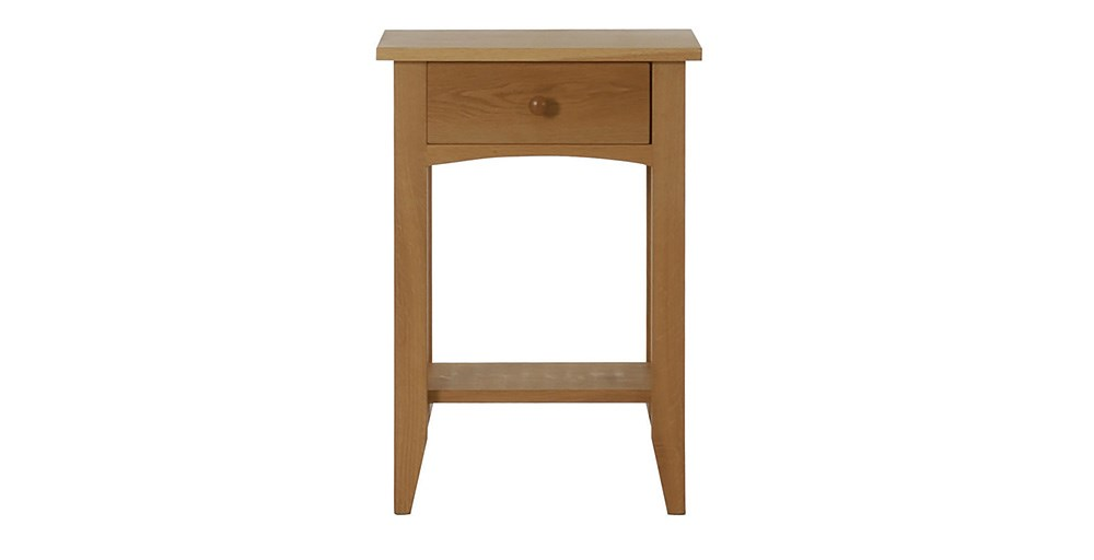 Marblehead Childrens 1 Drawer Bedside Table