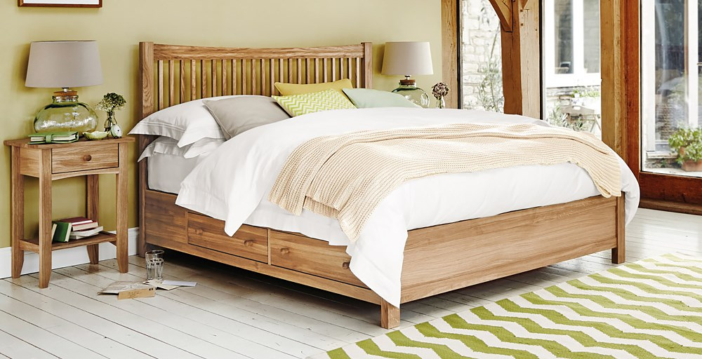 Marblehead Storage Bed