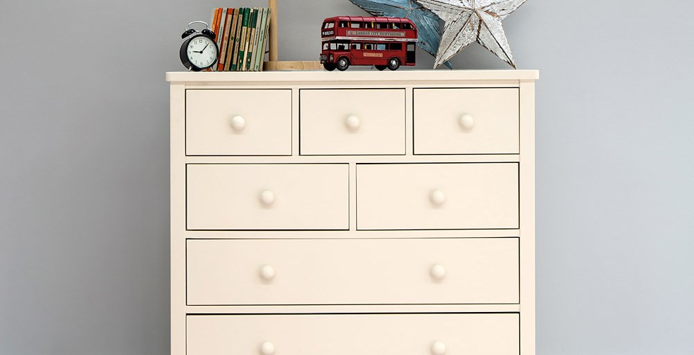 Noah 7 Drawer Chest