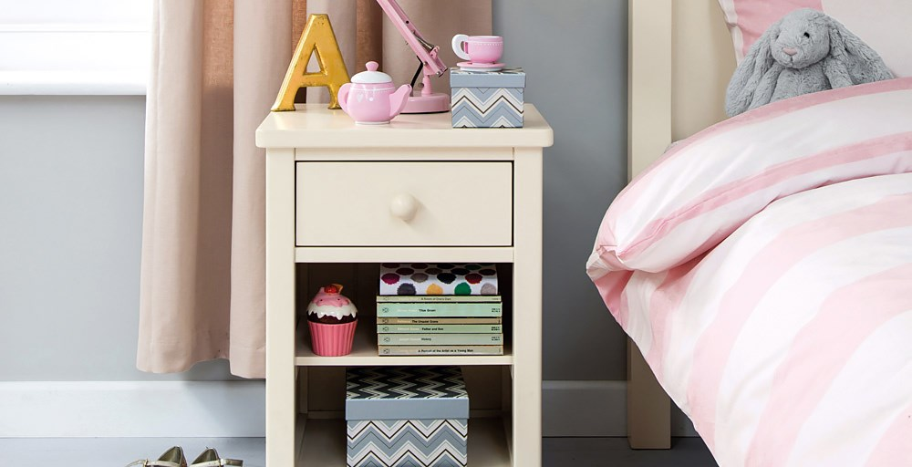 Noah Bedside Table