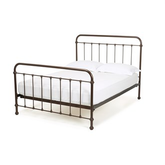 Bed frame with storage - Metal Beds For Sale Wrought Iron Bed Feather Amp Black