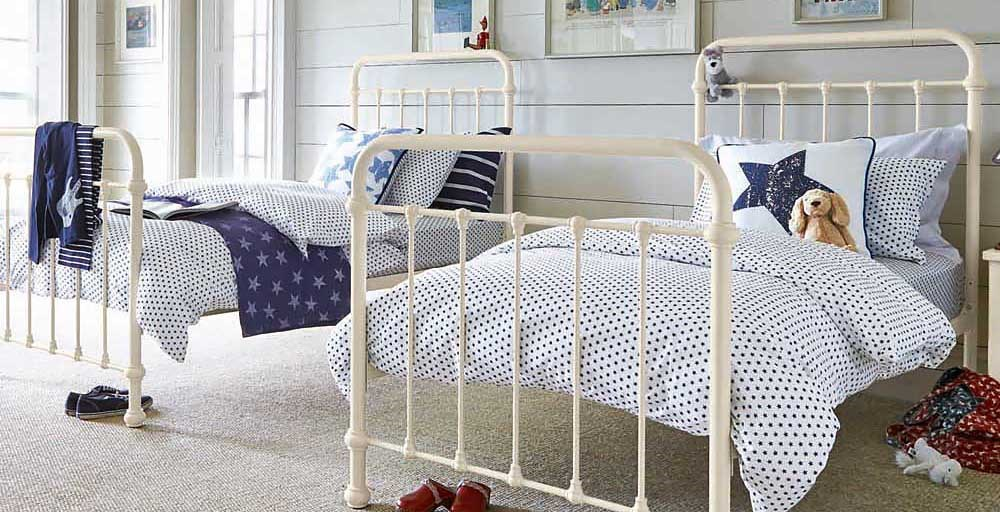 Oliver Single Bed & Lewis Mattress