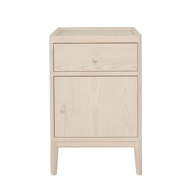 Salina Bedside Cabinet by Ercol