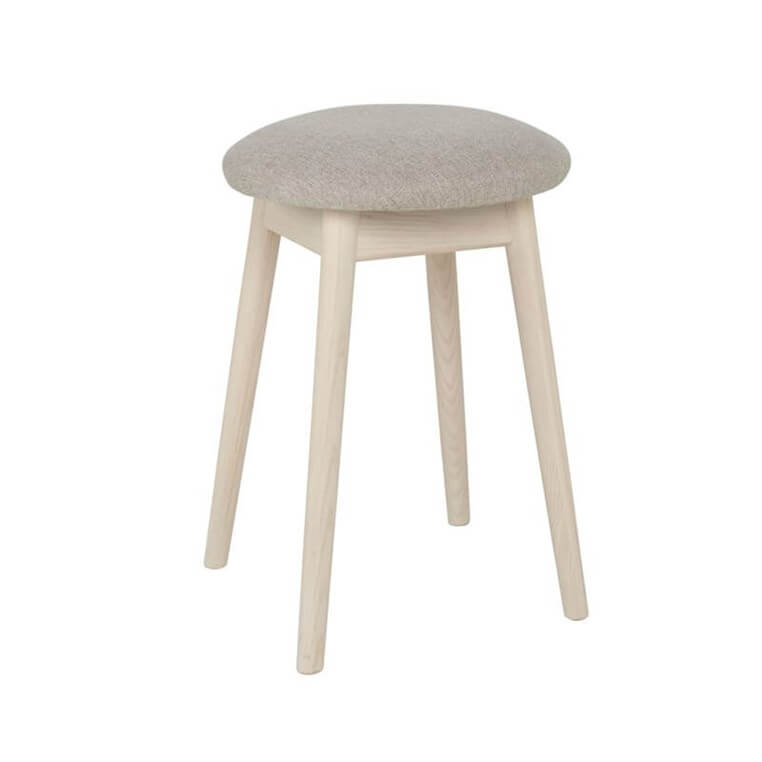 Salina Dressing Table Stool by Ercol