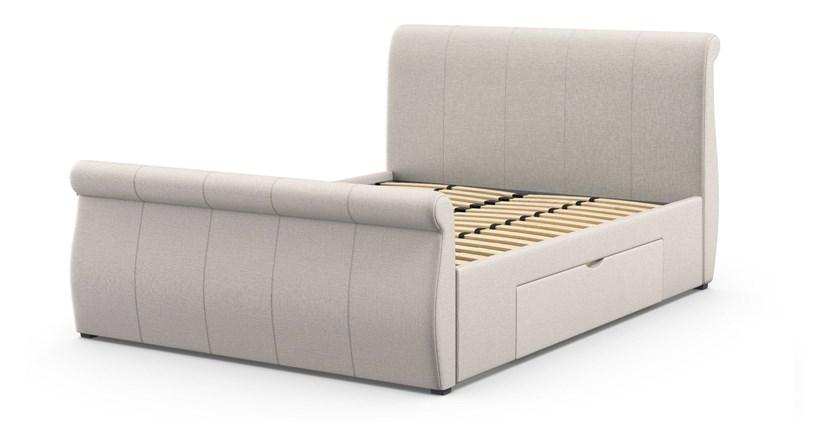 Shamley Storage Bed