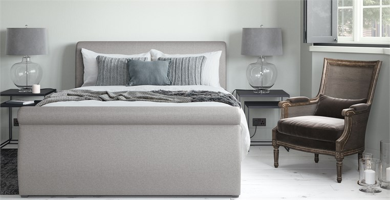 Shamley Upholstered Bed