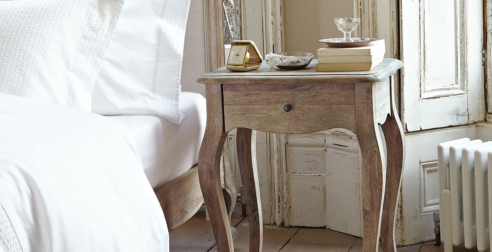 Sienna Bedside Table