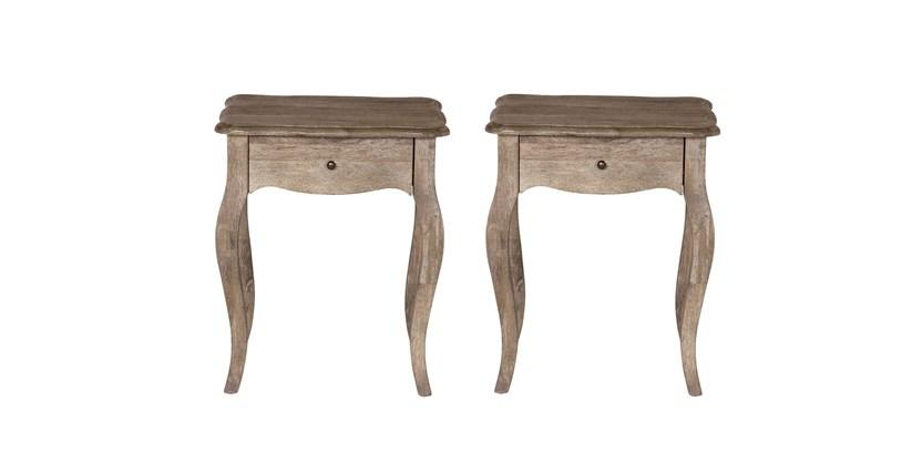 Sienna Bedside Tables