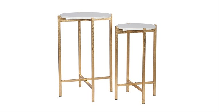 Sorrento Nest of 2 Tables